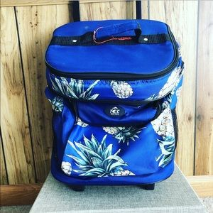 Pineapple Backpack / Roller Cool Carry